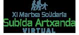 Información sobre la Marcha Solidaria Subida Artxanda virtual - Del 1 al 30 de noviembre